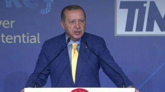 Kılıçdaroğlu'na seslenen ve 'Adaleti önce Meclis'te ara' diyen Erdoğan, 'Yollar yürümekle aşınmaz. B