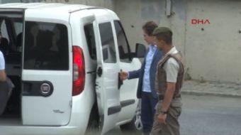 Tutuklanan  Ömer Faruk Kavurmacı, Metris Cezaevi'ne getirildi.