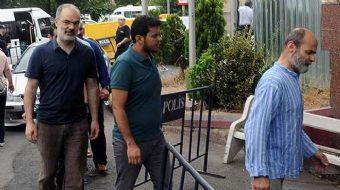 Büyükada'daki aktivist toplantısı soruşturmasında gözaltına alınanlar İstanbul Terörle Mücadele Şube