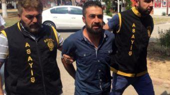 Adana'da kızına tecavüz ettiğini ileri sürdüğü şahsı öldürmekten tutuklanan babanın, daha önce de a