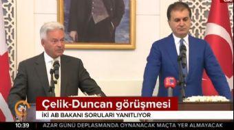 15 Temmuz hain darbe girişimi karşısında AB'nin Türkiye'ye karşı tavrını eleştiren İngiliz Bakan Dun