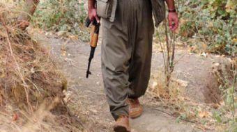 Muğla'nın Dalaman İlçesi'nde, sahte kimlikle yakalanan PKK'lı terörist Serbest Şenlik ile yanındaki