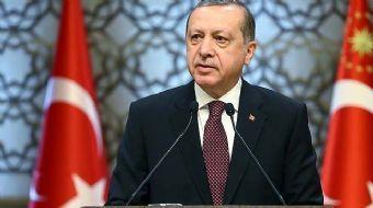 Cumhurbaşkanı Erdoğan: Afrin bizim için çok önemli sınırdaşımız konumunda. Afrin'i terör örgütü PYD'
