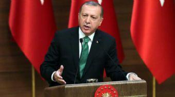 Cumhurbaşkanı Erdoğan: DEAŞ'ı kuran kimse PYD'yi kuran da odur