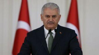 Başbakan Binali Yıldırım: PKK çukur terörüyle 27 cami yıktı, 70 tanesi kullanılamaz hale geldi