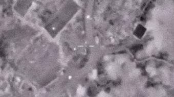 Rusya Savunma Bakanlığı, Türk ve Rus jetlerinin birlikte El Bab'daki terör örgütü IŞİD hedeflerini v