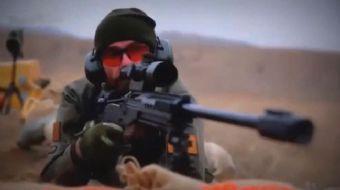Türkiye'nin ilk keskin nişancı tüfeği olan Bora-12'nin tasarımı ve üretimi MKE tesislerinde gerçekle