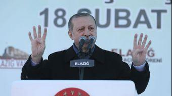 Erdoğan: AK Parti'ye, CHP'ye, MHP'ye gönül veren kardeşlerim hatta ve hatta HDP'ye gönül veren karde