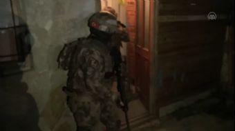 DEAŞ'ın Sözde Üst Düzey Yöneticisi Bursa'da Yakalandı