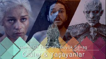 Ölüler vs Yaşayanlar: Game Of Thrones