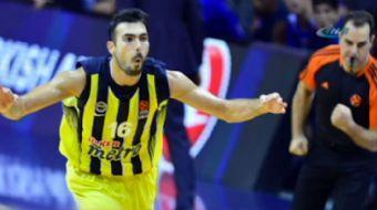 THY Euroelague'in 8. haftasında Fenerbahçe, Ülker Sports Arena'daki İstanbul derbisinde Anadolu Efes