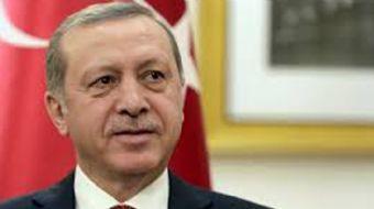 Rize'de bulunan Cumhurbaşkanı ve AK Parti Genel Başkanı Recep Tayyip Erdoğan, helikopterle son günle
