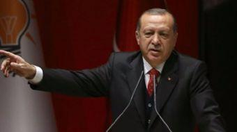Cumhurbaşkanı Recep Tayyip  Erdoğan'dan NATO'ya tepki