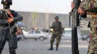 Afganistan başkenti Kabil'in kuzeybatısında bulunan istihbarat birimlerine saldırı düzenlendi. Saldı