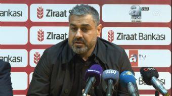 Tuzlaspor Teknik Direktörü Gürses Kılıç, Galatasaray Maçının Ardından Açıklamalarda Bulundu