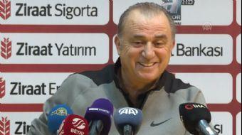 Galatasaray Teknik Direktörü Terim, Tuzlaspor Maçının Ardından Açıklamalarda Bulundu