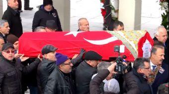 Rahşan Ecevit'in Cenazesi, Kocatepe Camisine Getirildi