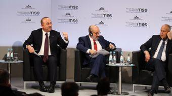 Arap Birliği Genel Sekreteri´nin Afrin ile ilgili sözlerine Dışişleri Bakanı Çavuşoğlu,'Biz Suriye´d