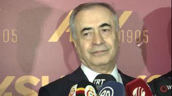 Galatasaray Kulübü Başkanı Mustafa Cengiz'den Derbi Açıklaması