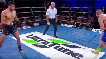 Türkiye'nin dövüş sporlarındaki gururu Vedat Hödük, bir kez daha A1 Kick Boks dünya şampiyonu oldu.