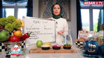Popüler Bir Diyet: Alkali Diyeti Nasıl Yapılır? | #DiyetGünlüğü