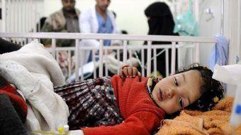 Dünya Sağlık Örgütü (DSÖ), Yemen'deki kolera salgınında hayatını kaybedenlerin sayısının bin 100'e ç