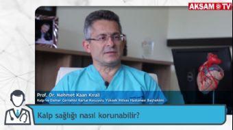 Kalp Sağlığı İçin Yapılması Gerekenler | Prof. Dr. Mehmet Kaan Kırali