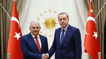 Külliye'de sürpriz görüşme! Cumhurbaşkanı Erdoğan,Başbakan Yıldırım'ı kabul edecek!