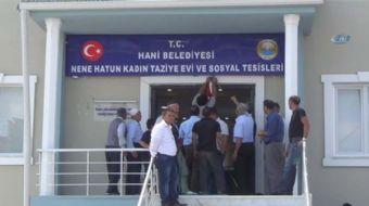 Diyarbakır'ın Hani İlçe Belediyesine kayyum olarak atanan Kaymakam Arda Yazıcı, projeleri birer bire