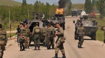 Hatay'da jandarma ve özel harekat polislerinden operasyon!
