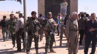 Irak güvenlik güçlerinin Kerkük'e gerçekleştirdiği operasyonun ardından meydana gelen askeri gerili