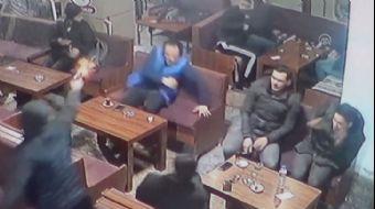 Bursa'da Çay Ocağında Silahlı Saldırı: 2 Yaralı