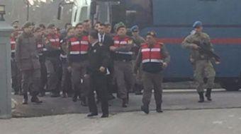 Fetullahçı Terör Örgütü'nün darbe teşebbüsü sırasında Cumhurbaşkanı Recep Tayyip Erdoğan'a yönelik s