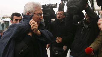 Aziz Yıldırım ile sanıklar Ali Fuat Yılmazer ve Mehmet Baransu arasında sözlü tartışma çıktı.