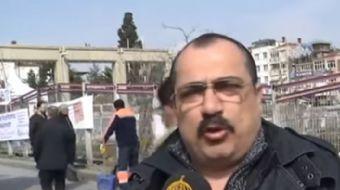 Sokak röportajı yapan bir muhabirin mikrofon uzattığı bir alevi vatandaşın referandum mesajı izlenme