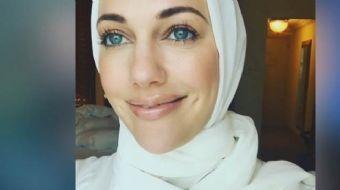 Ünlü oyuncu Meryem Uzerli tesettür giydiği videoyu Instagram hesabından paylaştı. Beğeni ve yorum ya