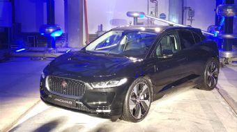 Jaguar I-Pace Türkiye'de tanıtıldı