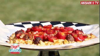 Karnabahar Pizzası Tarifi