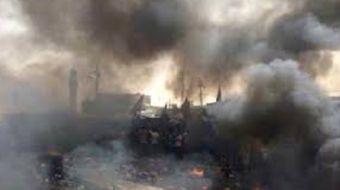 Irak'ın başkenti Bağdat ve Basra'nın güneyinde yapılan intihar saldırılarında 52 kişi hayatını kaybe