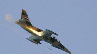 Rusya, Amerika'nın dün bir Suriye askeri uçağını düşürmesinin ardından, Suriye üzerinde, Fırat'ın ba