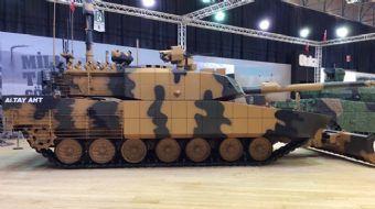 Yerli tank Altay'ın seri üretim ihalesinde teklif vermeleri için BMC dahil 3 özel firma davet edildi