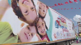 Belediyesi, Doğu Anadolu ve Güneydoğu Anadolu bölgesindeki çocuklar için 8 ayrı şehirde, her bir ild