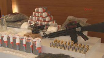 stanbul Narkotik Suçlarla Mücadele Şube Müdürlüğü ekipleri uyuşturucu tacirlerine yönelik Bahçelievl