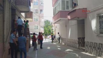 İddiaya göre 6'ncı kattaki evlerinin penceresinden dışarıya bakan Nisa Eki, dengesini kaybederek dü