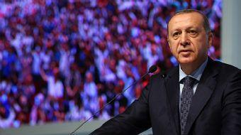 Almanya'daki gurbetçilerimize çağrıda bulunan Cumhurbaşkanı Erdoğan, 'Türkiye düşmanı olan partilere