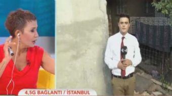Gerçeğin Peşinde programında Türk televizyon tarihine geçecek bir olay yaşandı. Serap Paköz'ün sundu