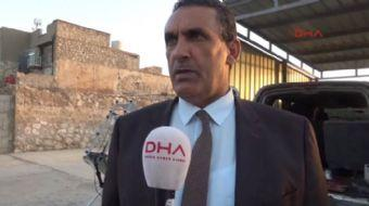 Kerkük Vali Vekili olarak görev yapan Rakan Seyid DHA Muhabirine Kerkük'teki son durumu değerlendird