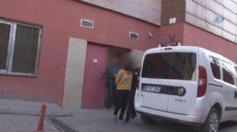 PKK/KCK terör örgütünün Kandil ve Kuzey Irak'ta 11 yıl faaliyetlerine katılan ve yakalandığı hastal