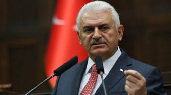 Başbakan Yıldırım'dan Rakka'daki skandal fotoğraflara ilişkin açıklama