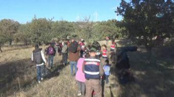 Çanakkale'nin Ayvacık ilçesinden yasa dışı yollarla Yunanistan'ın Midilli Adası'na geçmek isteyen 40